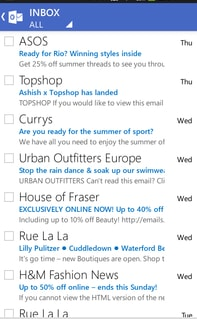 short ecommerce subject lines